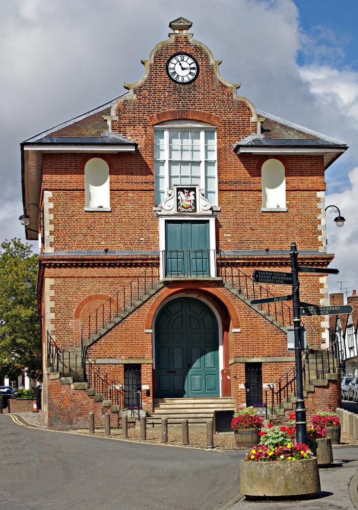 Woodbridge Town Hall