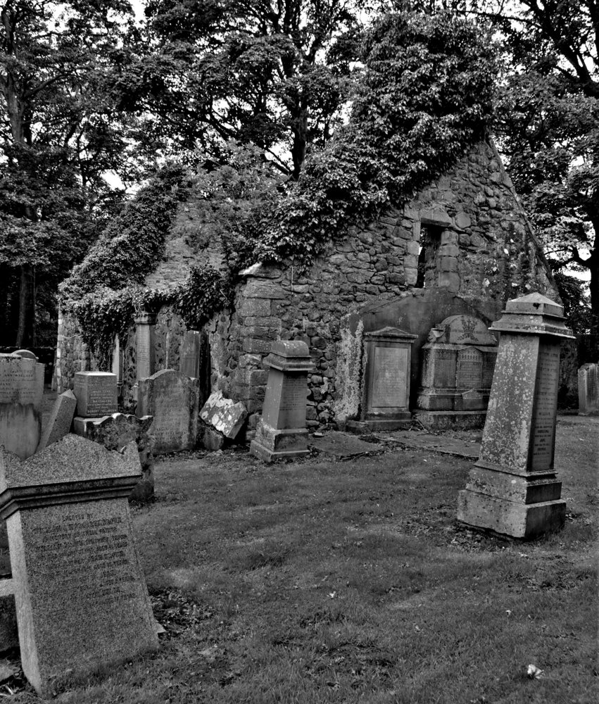 Crosbie Church-yard, Troon