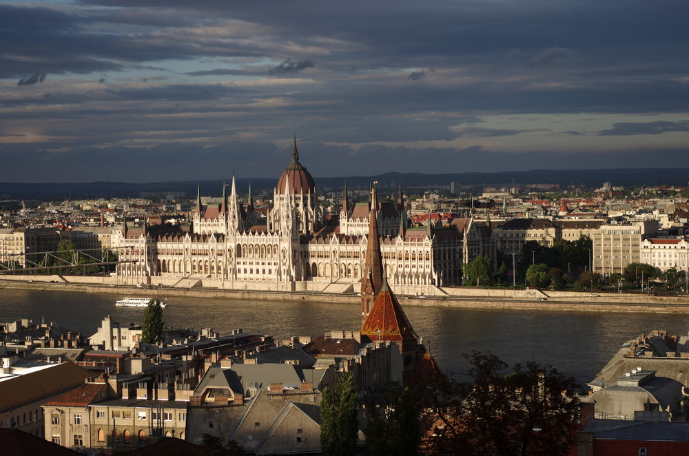 House of Parliament of Hungary