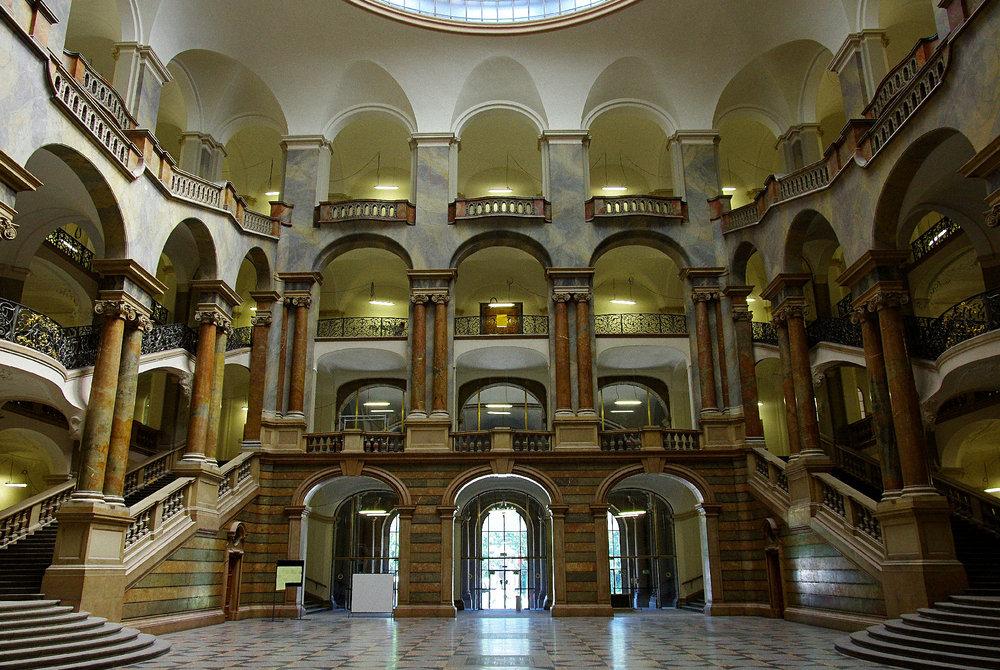Munich Courthouse