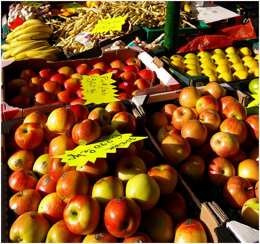 Noirmoutier Market