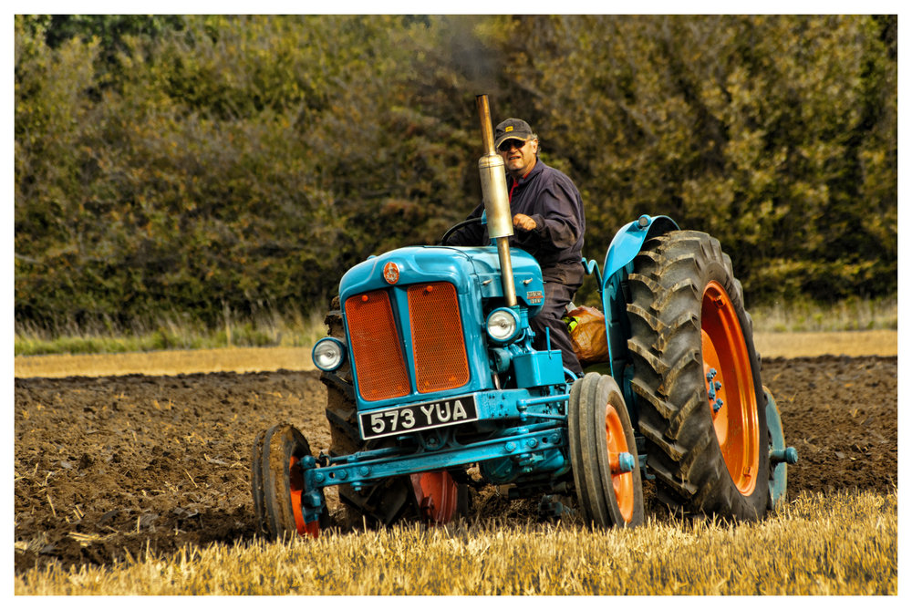 Old tractor 3