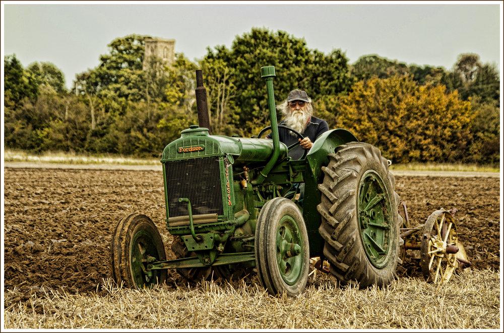 Fordson tractor circa 1940`s