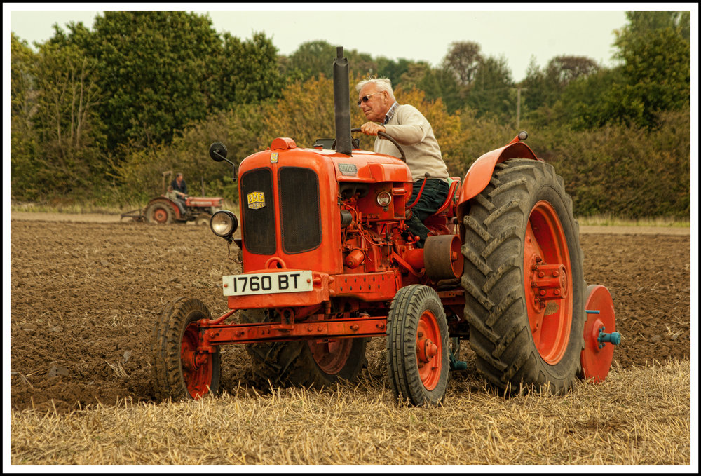 Old tractor 4