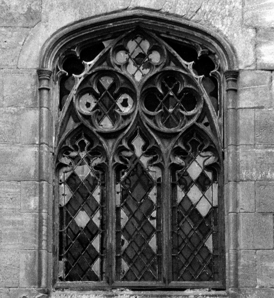 Splintered Window