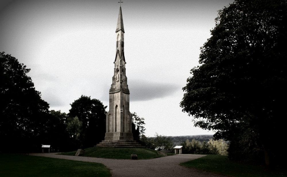 The Cholera Monument