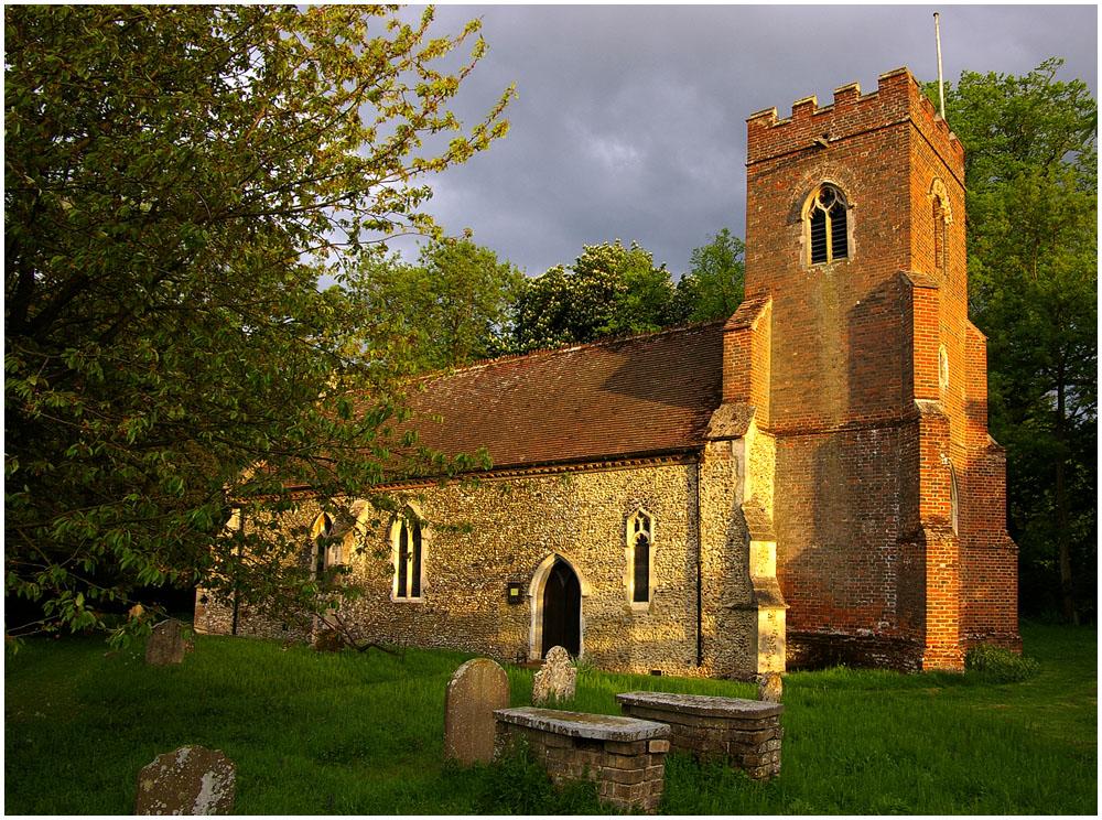 Boulge Church