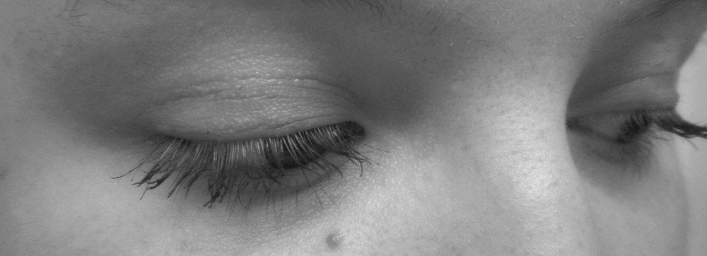 Bianca's eyes