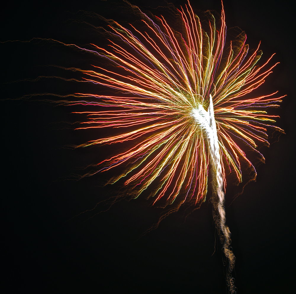 Fireworks the sequel