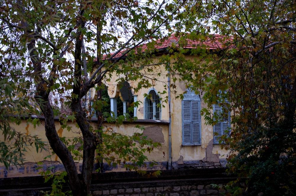Old Stylish House at Meram