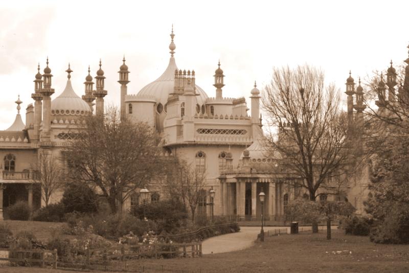 The Royal Pavillion Brighton