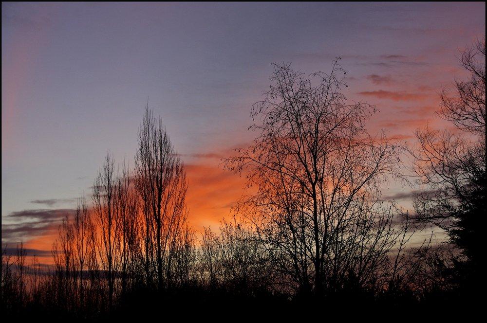 Anjou sunrise