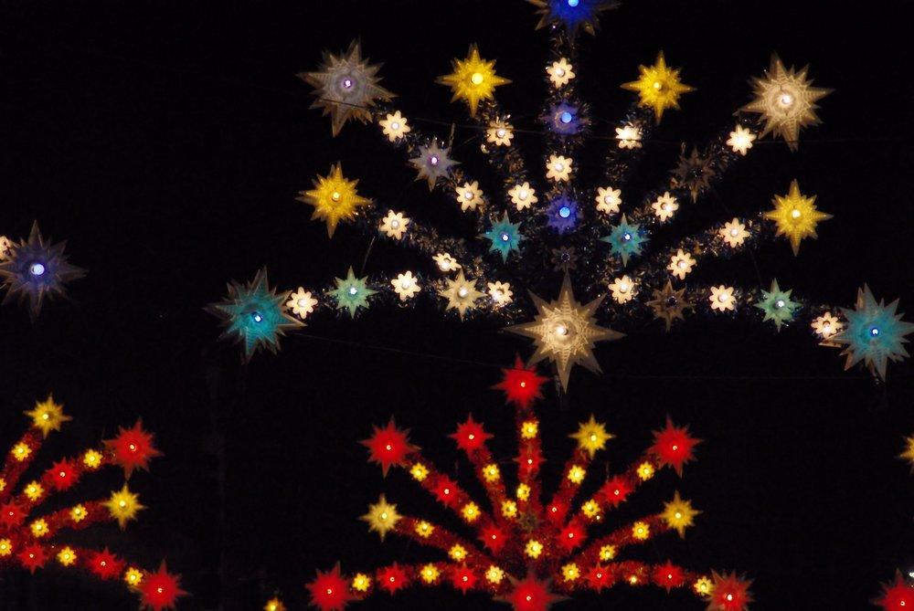 Christmas Lights, Leicester