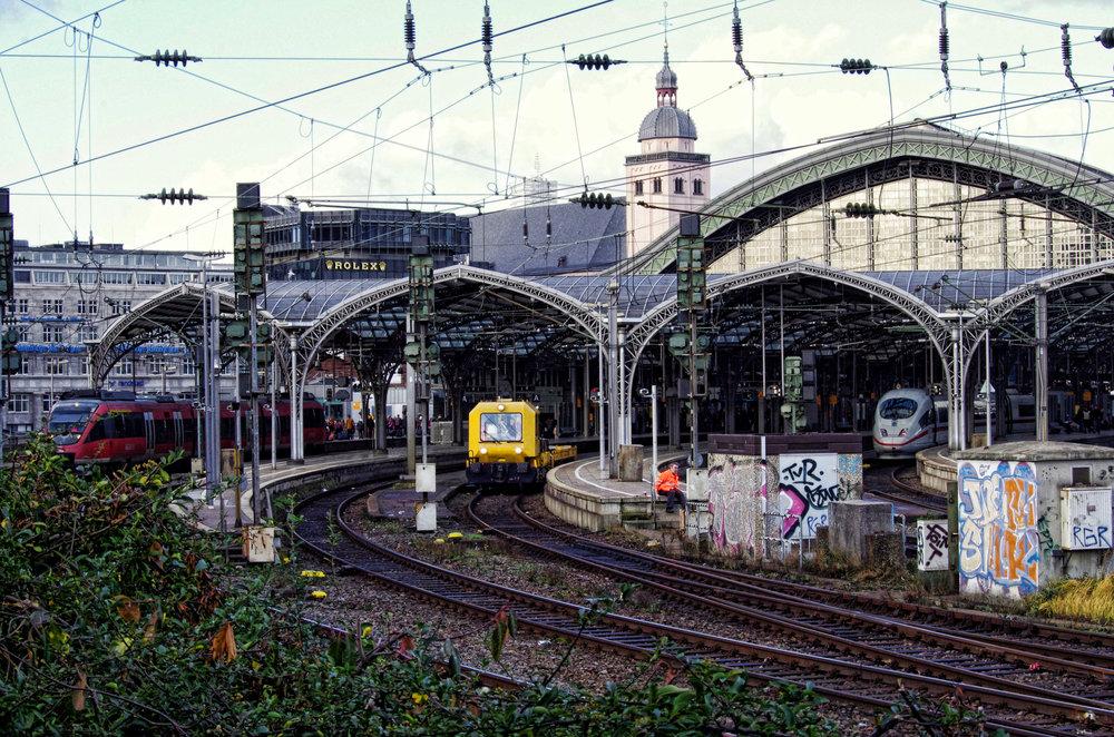 Cologne Central (Koln Hauptbahnhof)