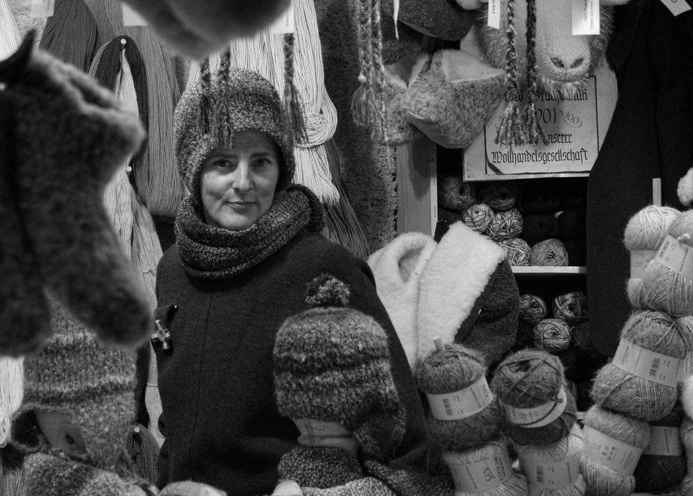 Hand-made Woollen Goods