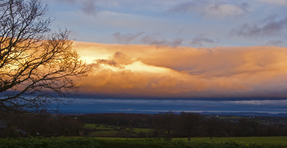 Moody Skies on Christmas Day
