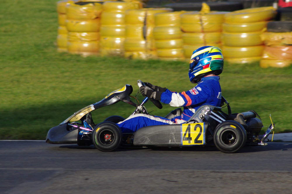 Racing driver 2