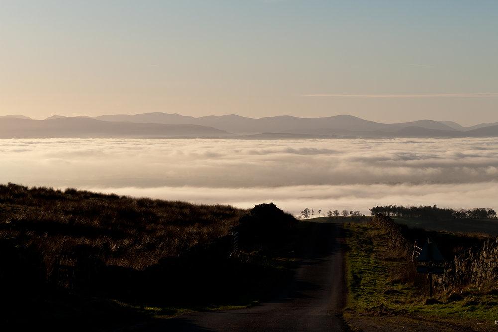 Misty Eden Valley
