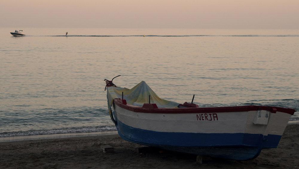 Nerja Boats