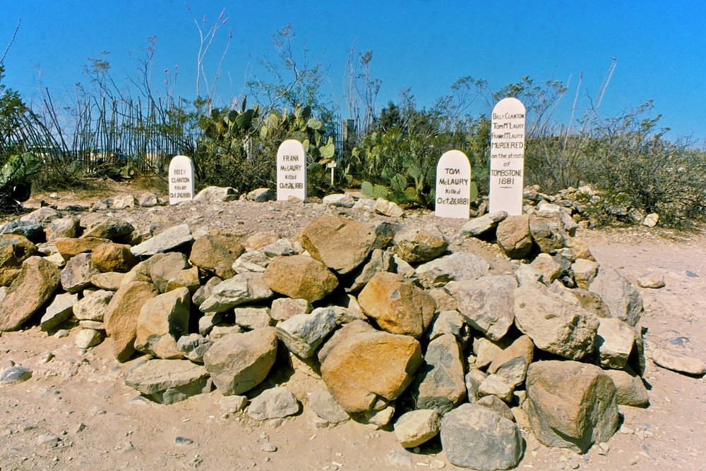 Boot Hill.