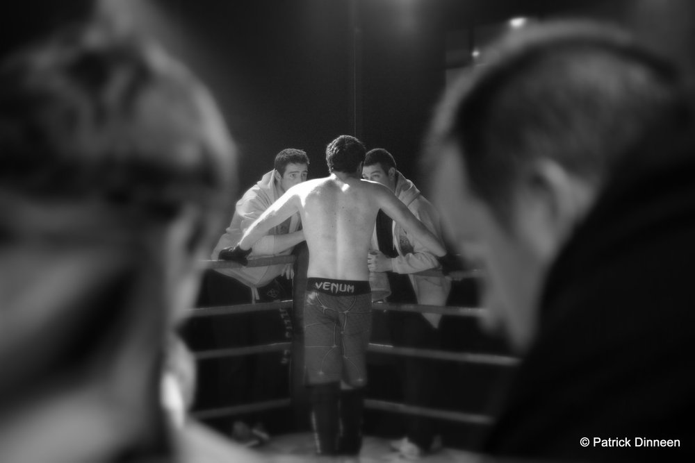 Boxing Time out 2