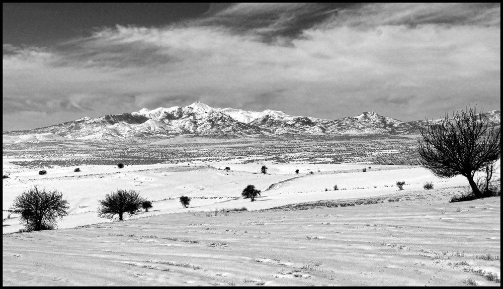 Craggy Mountains
