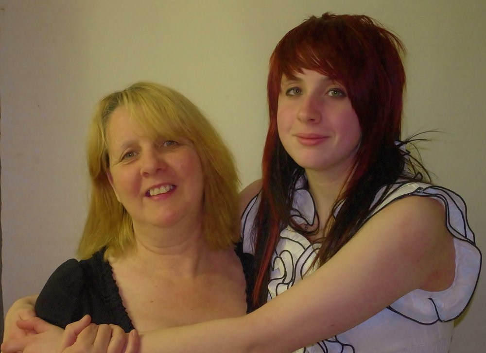 Deb and Katie