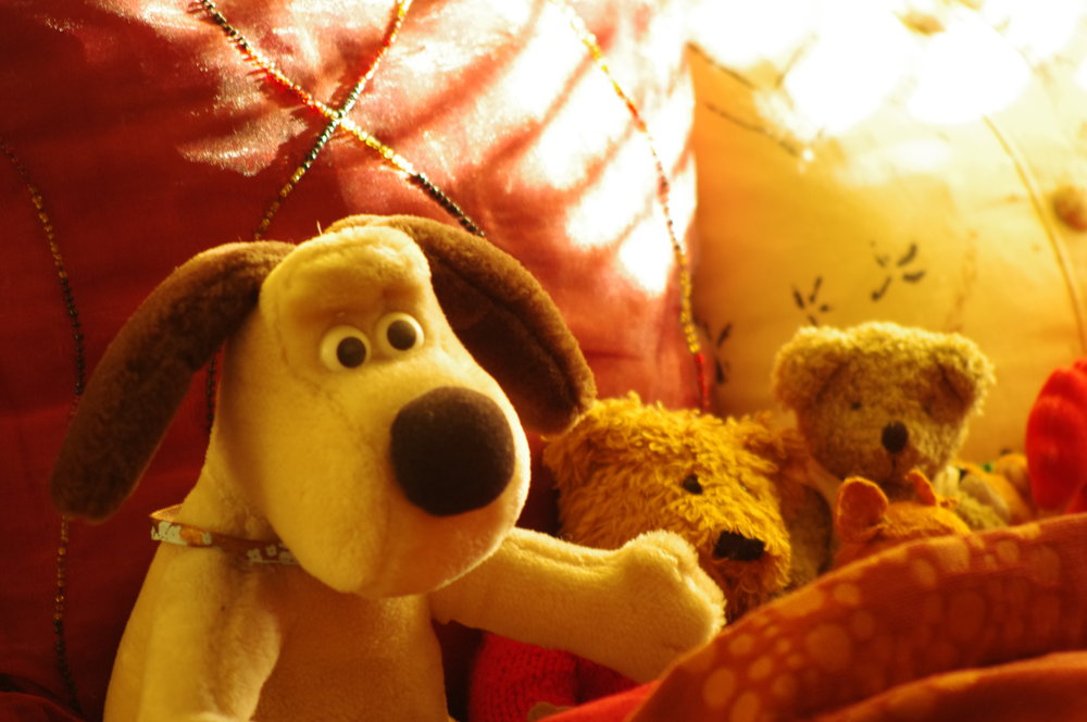 Gromit and pals.