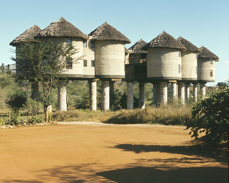 Salt Lick Lodge, Kenya