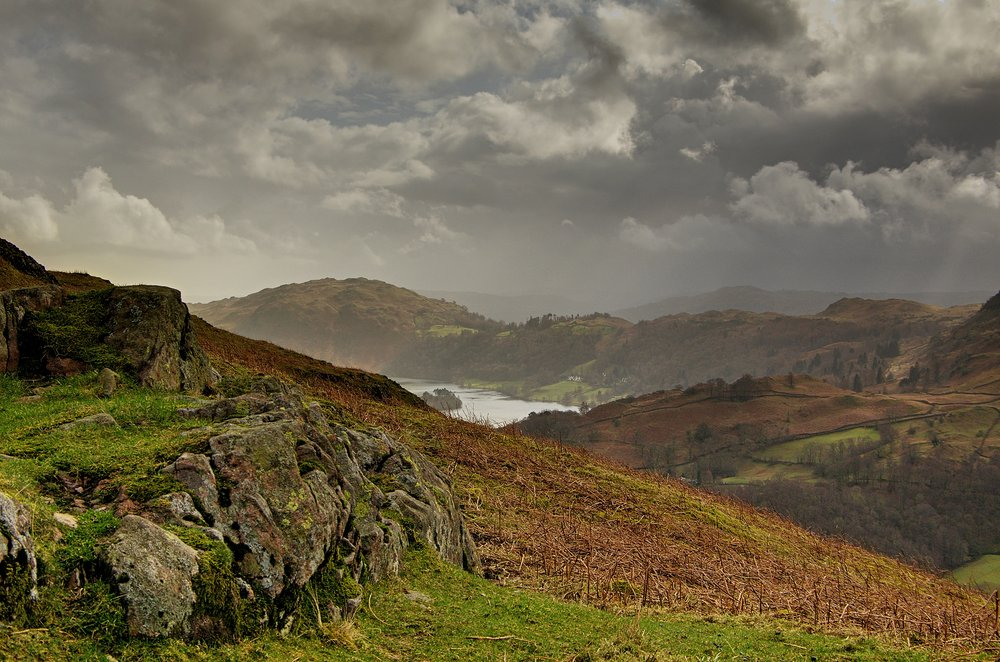 A Peek at Grasmere