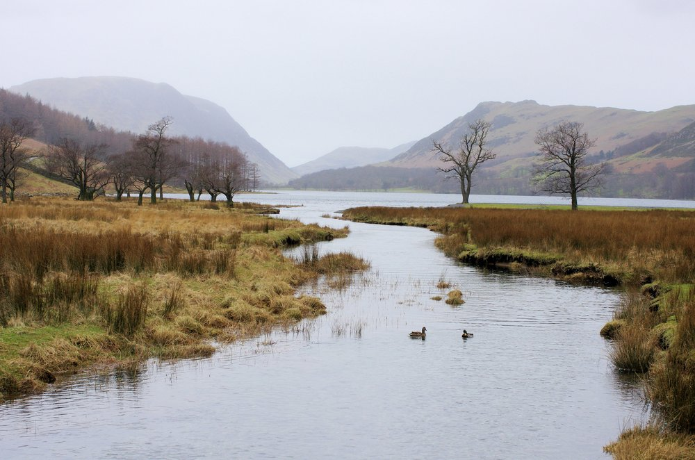 Buttermere, late winter 2012