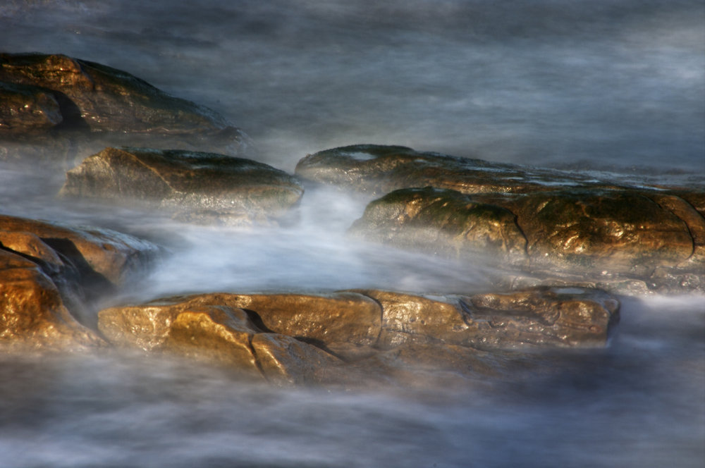 Rocks at Newbiggin