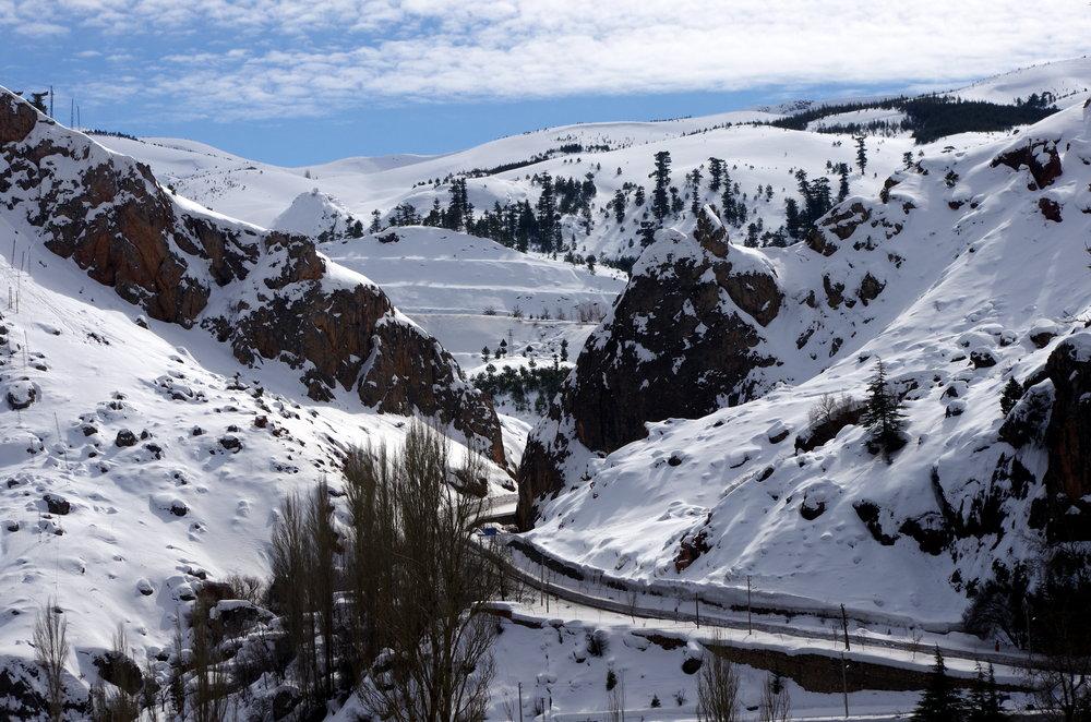Snowy Hills II