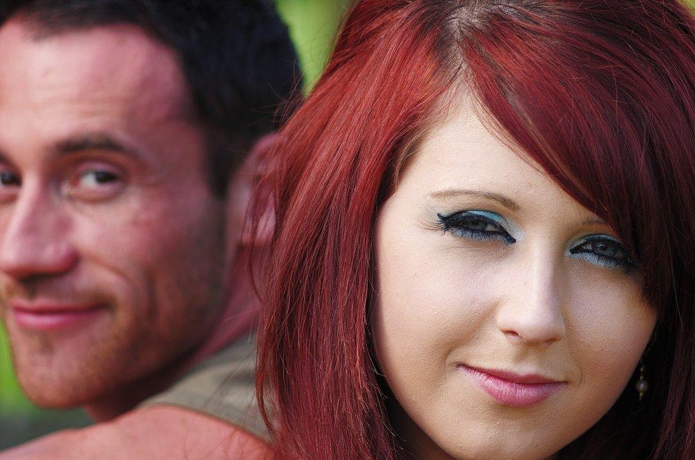 Two Pretty Faces