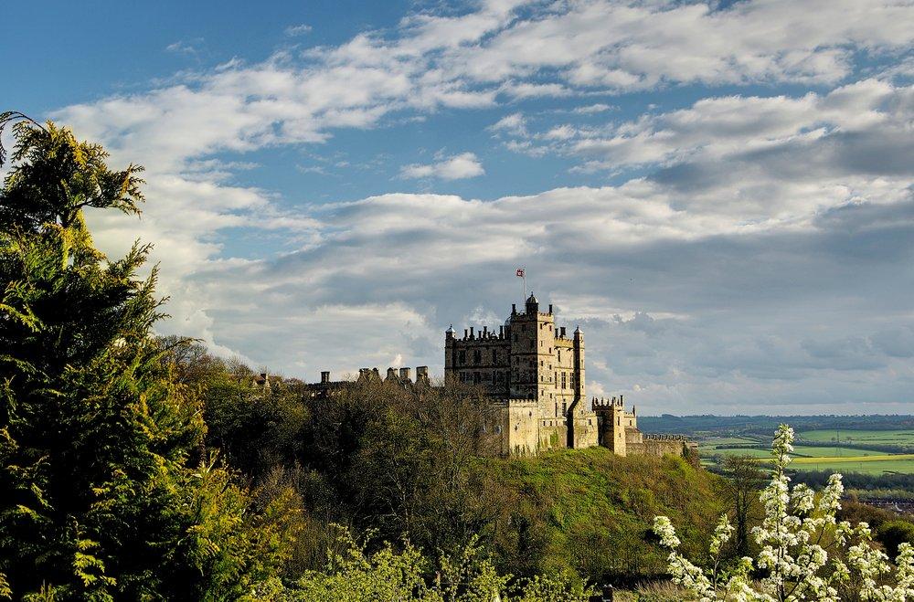 Castle View - Colour