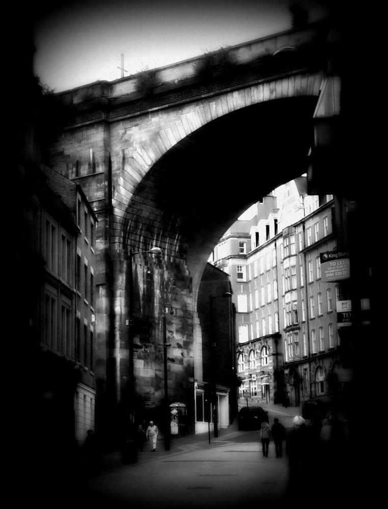 Dean Street Bridge, Newcastle-upon-Tyne