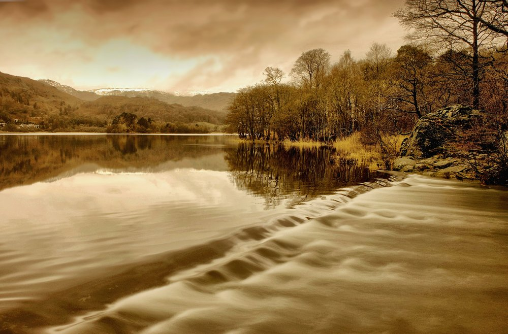 Grasmere Weir - Reworked