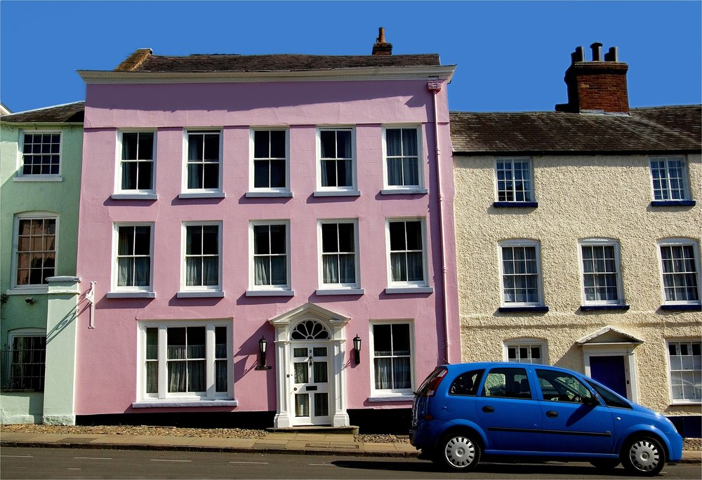 High Street Pastels