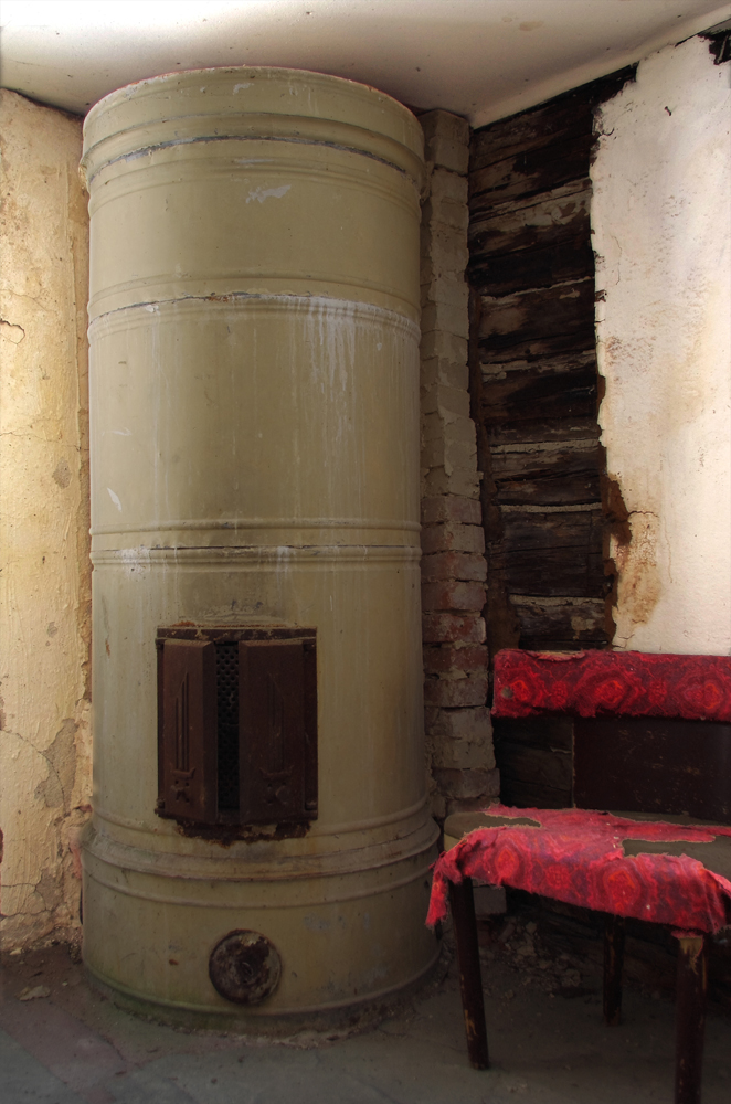 Old stove (edeted)