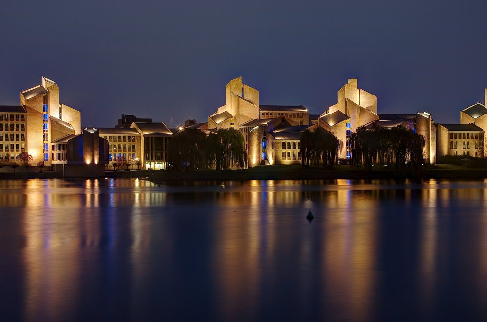 Provincial Government Building, Maastricht.