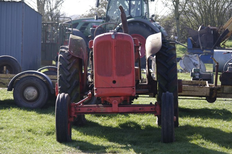 Red Tractor...