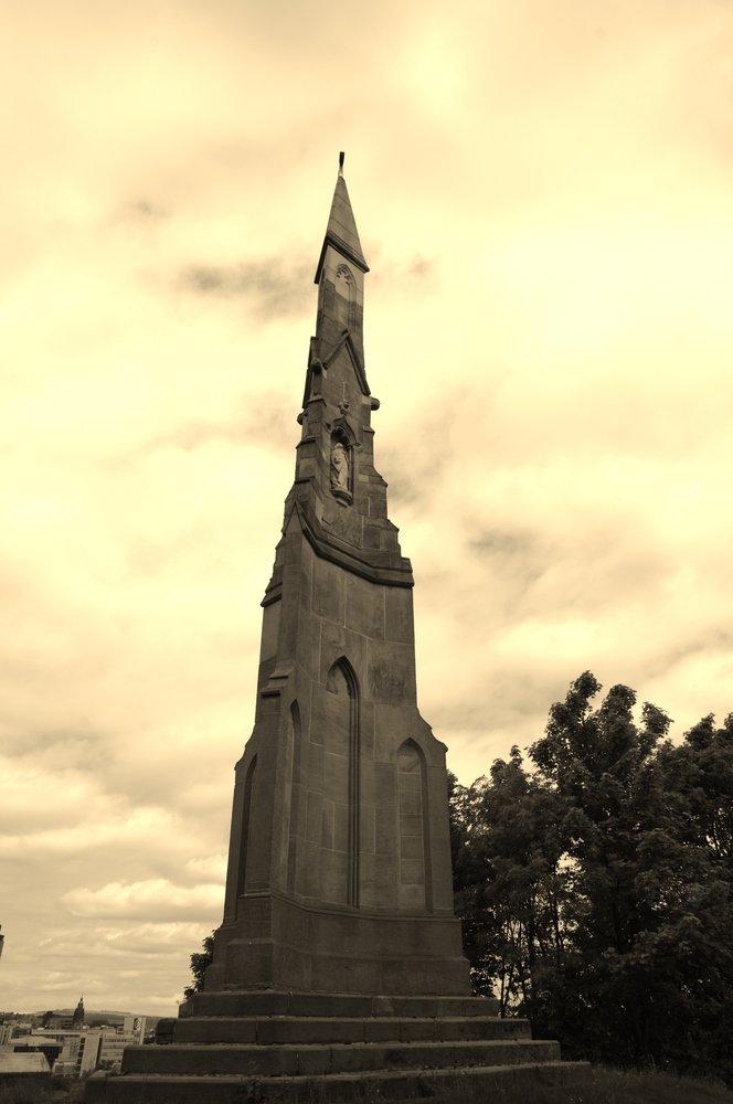 Cholera Monument revisited.