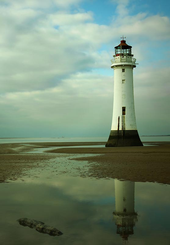 LIghthouse, New Brighton, Wirral