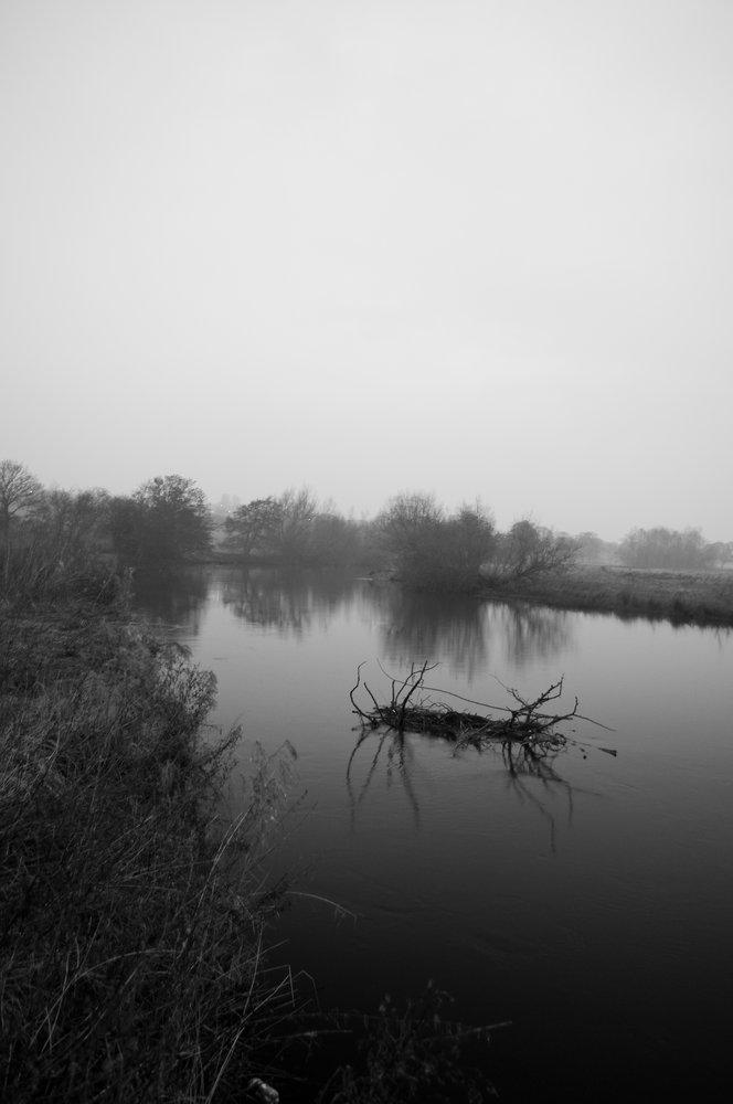 A winter Derwent