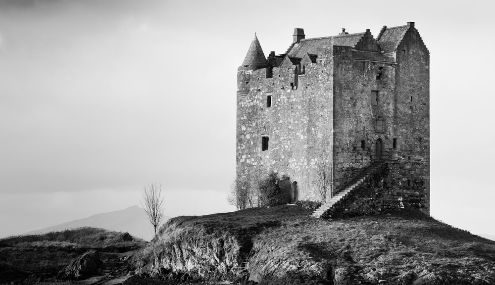 Castle arrrrggghhhh!