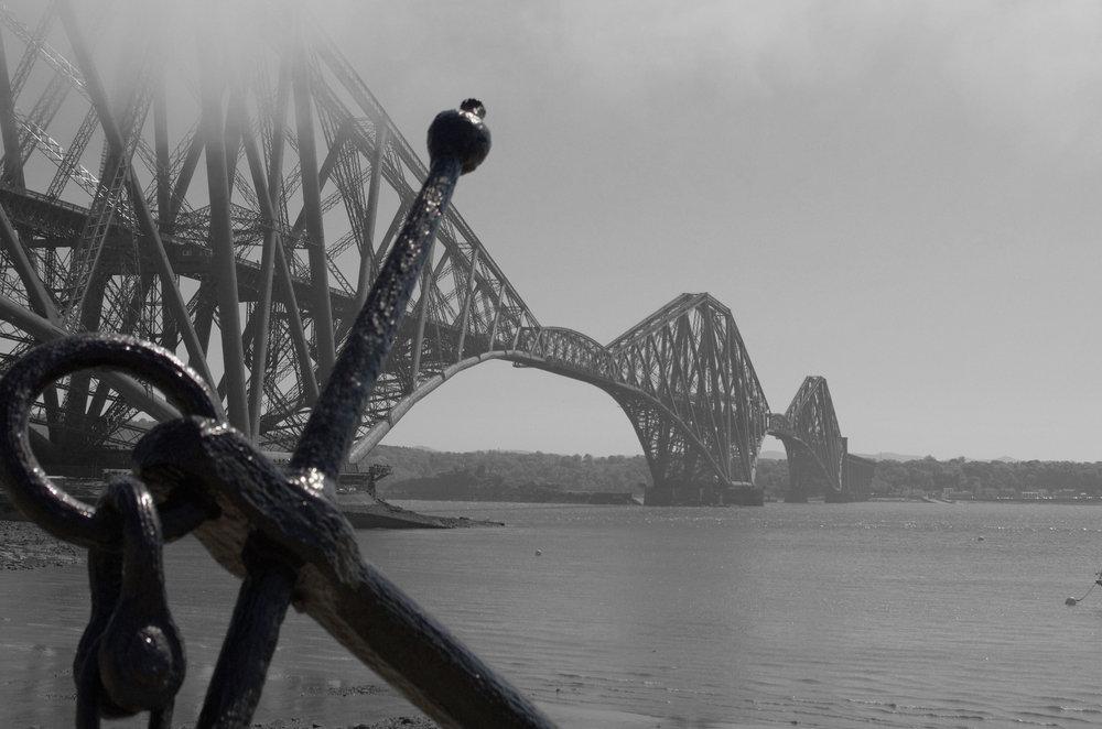Forth Road Railway Bridge