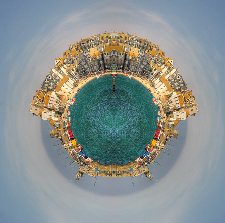 The Little Planet of St Ives