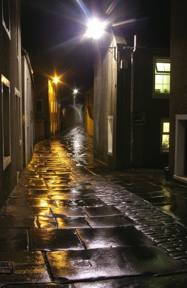 Alfred Street, Stromness