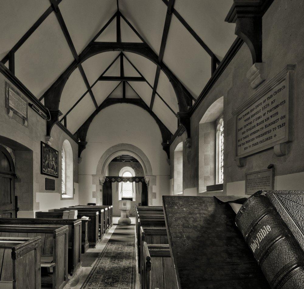 St Mary - East Worlington
