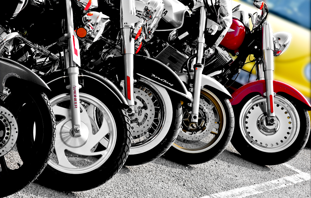 The Wheels on the Bikes Go....